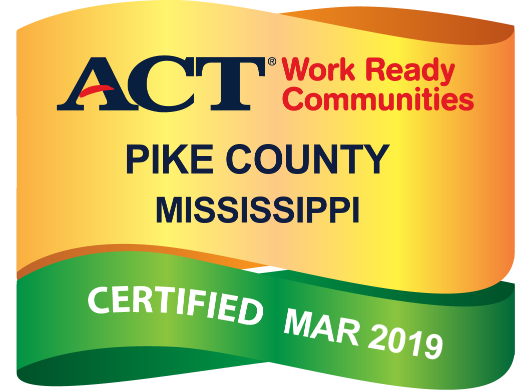 Pike County ACT Work Ready Logo